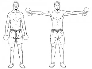 Lateral Raise Hareketi